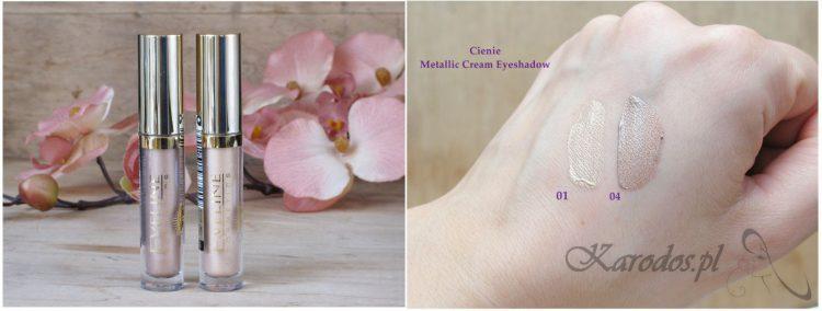 Kosmetyki do makijażu Eveline - nowości