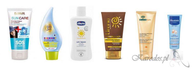 Sposoby na oparzenia słoneczne