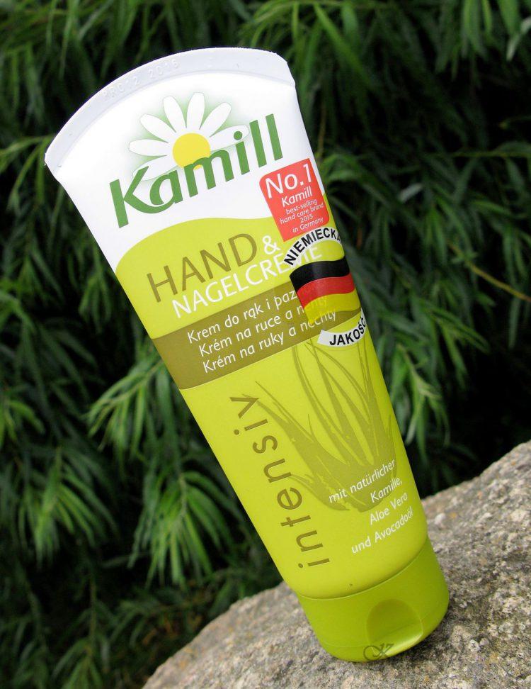 Recenzja kremu Kamill Intensiv do rąk i paznokci