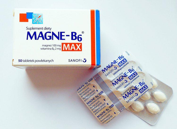 magnez na PMS