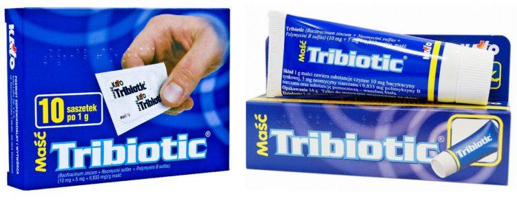 MaxiBiotic, Tribiotic - maści z antybiotykiem bez recepty na trądzik?