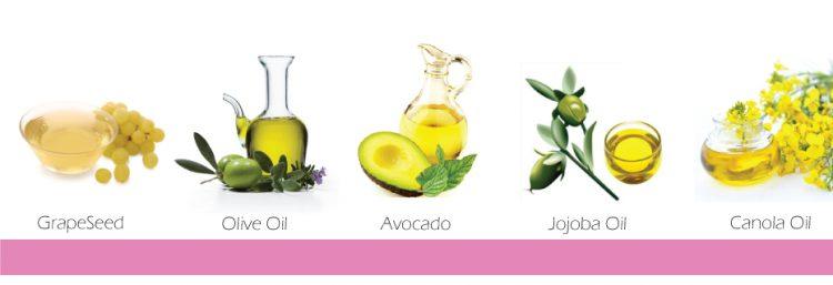 Naturalne olejki