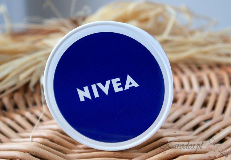 Nivea Care, Lekki krem odżywczy - dobry krem uniwersalny
