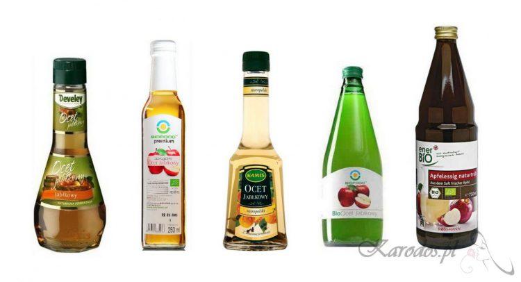 Ocet jabłkowy - właściwości lecznicze