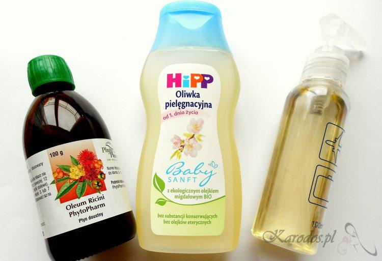 oczyszczanie twarzy olejkami