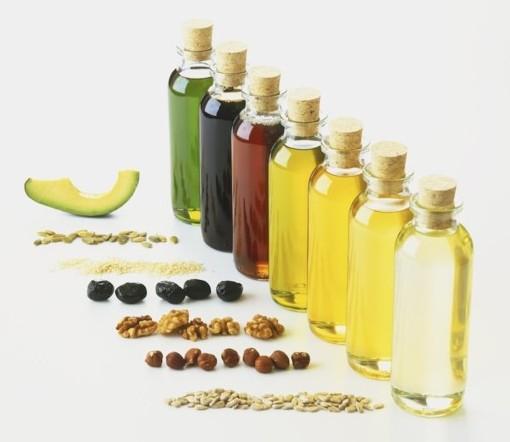 oleje a typy wlosow