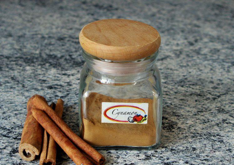 Pasta cynamonowa - pogromca wyprysków