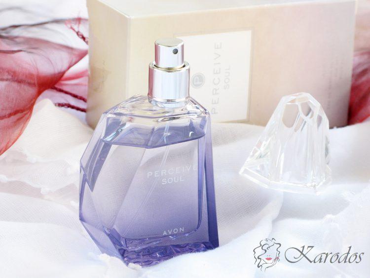 Avon, Perfumy Perceive Soul dla niej – opinia