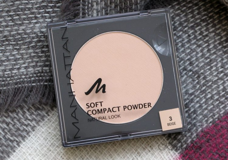Manhattan, Soft Compact Powder, Puder prasowany