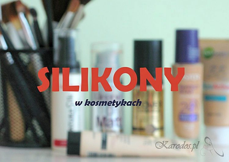 Silikony w kosmetykach - czy są szkodliwe?