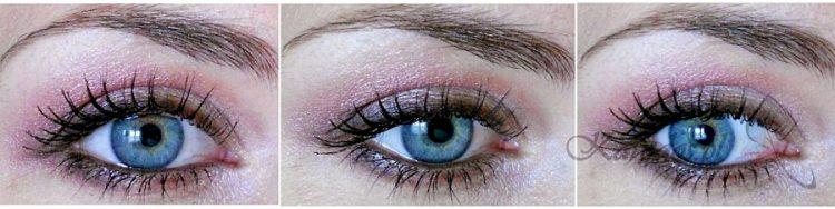 Soczewki kontaktowe a makijaż oczu