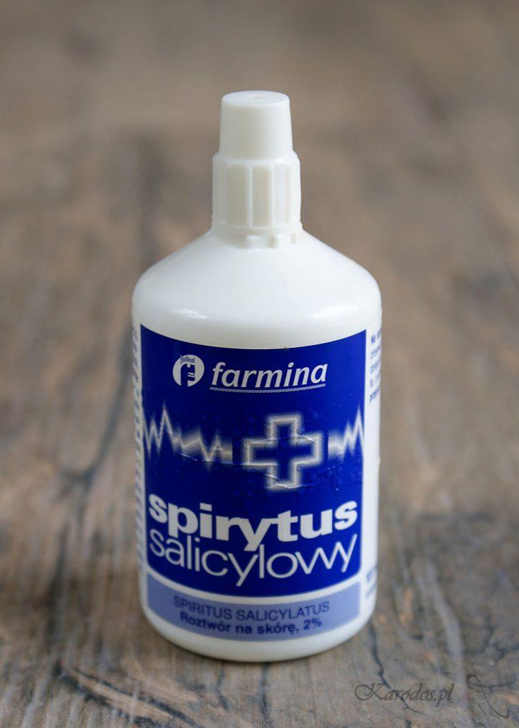 spirytus salicylowy