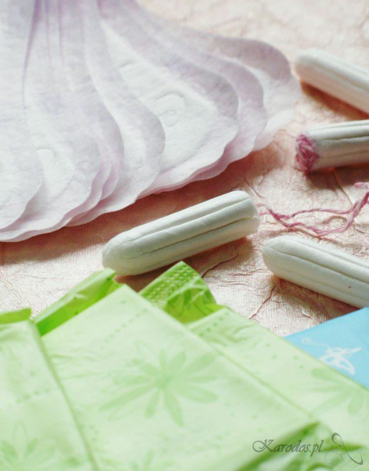 szkodliwosc podpasek i tamponow