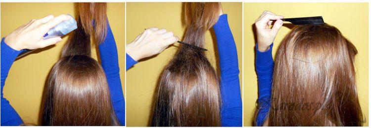 Tapirowanie Włosów Karodos