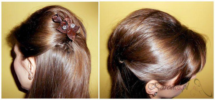 Tapirowanie włosów