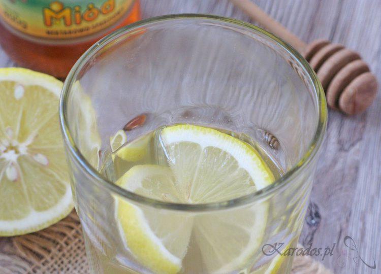 woda z miodem